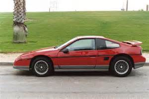 1986 Pontiac Fiero Gt Parts Sparky Stories Russellrjames