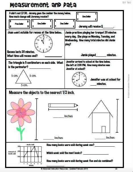 nwea map test nwea math map review math math resources and students