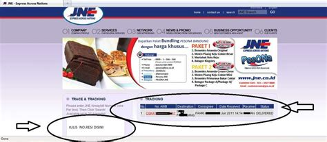 cek nomor resi jne gorontalo untuk sahabatku cara cek nomor resi jne atau tiki