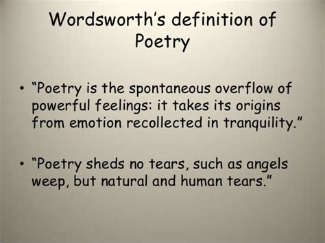 Define Shed A Tear by Poets And Poetry