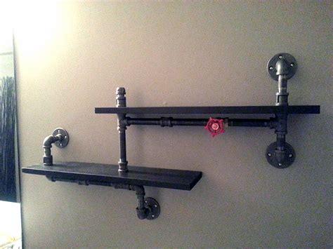 Dar Plumbing by Darren Tonn Plumbing Pipe Shelf