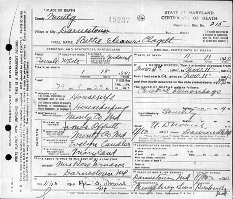 Maryland State Archives Marriage Records Nathaniel Clagett Msa Sc 5496 036145
