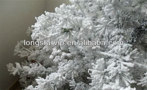 rubber flocking machine for snow christmas tree buy