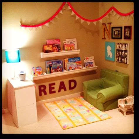 themes for reading corners reading corner love it must find a spot i do this for