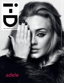 Blind Faith Songs Adele 25 Album Cover Amp I D Magazine Cover