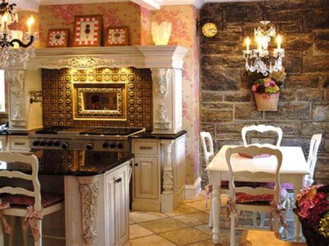 gray french country kitchen  hgtv