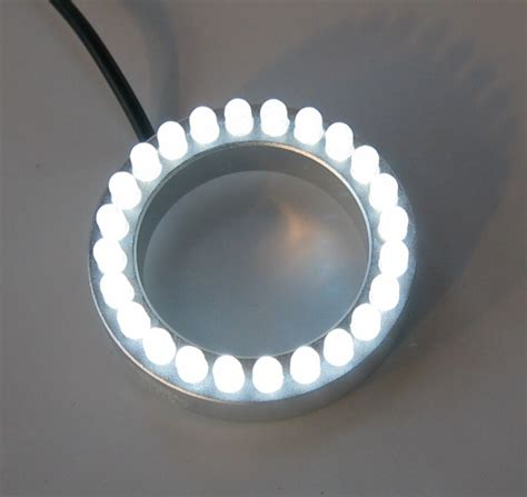 submersible led light ring 24 led pond light ring ebay
