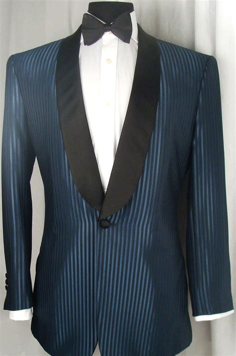 Alba Sprint Black tuxedo mermaid print vest
