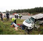 Ambassador 1 Not 7 Bulgarians Injured In Oslo Van Crash