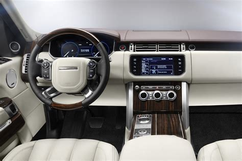 range rover dashboard range rover evoque review design price performance and
