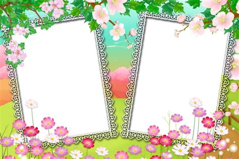 frame design software free download flower border frame picture download free download