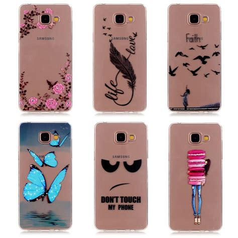 Fdt Softcase Silicone Samsung Galaxy A5 Clear for coque samsung galaxy a5 2016 silicone transparent soft tpu phone for samsung