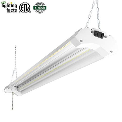 4ft led shop light authentic hykolity utility led shop light 4ft 40 watt 4800
