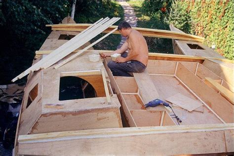 boat building in your own backyard james wharram designs unique self build and