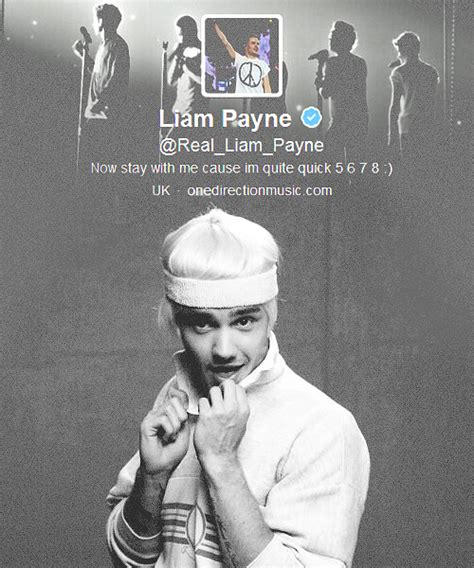 bio liam payne twitter one direction