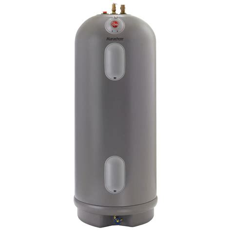 rheem marathon 50 gal lifetime warranty electric water