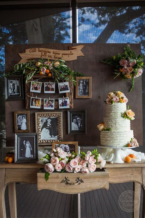wedding gift table decorations tuscan wedding werribee mansion concepts styling by