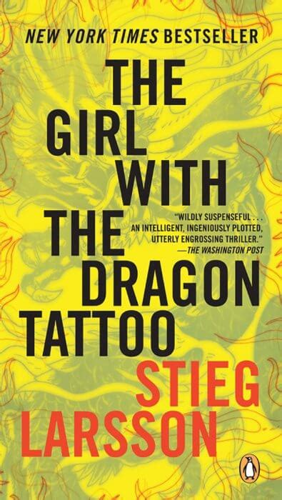 dragon tattoo larsson best mystery books james clear