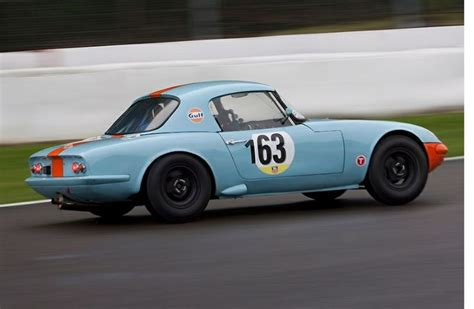 gulf racing colors gulf racing lotus elan gulf racing colors