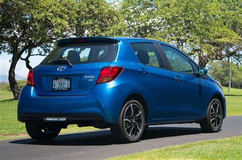 Toyota Never Breaks 2015 Toyota Yaris Drive Autoblog