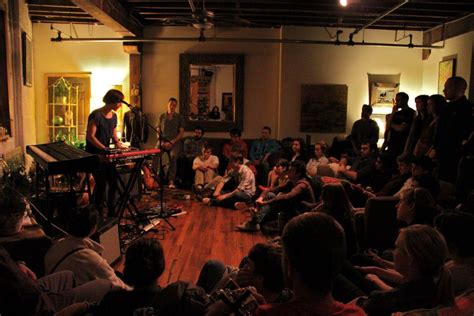 living room concerts 4 ways to get more local gigs for your band