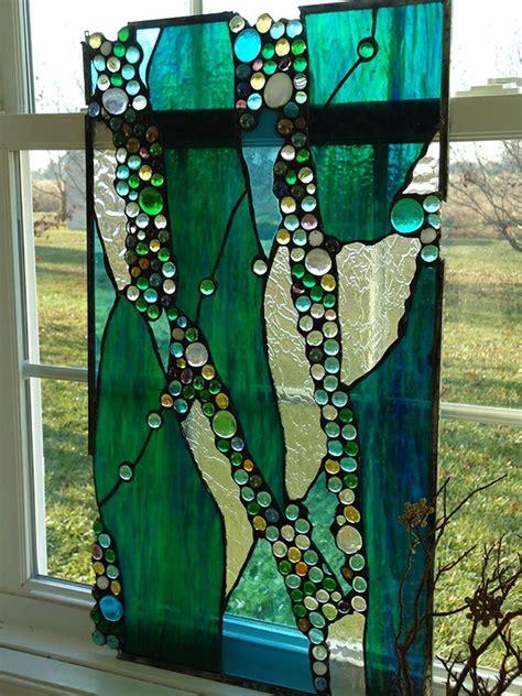 glasmalerei k chenschrank t ren glasmalerei zu hause buntes glas als versch 246 nerung der