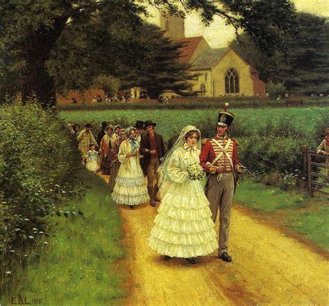 Wedding March by File Edmund Blair Leighton Wedding March Jpg Wikimedia
