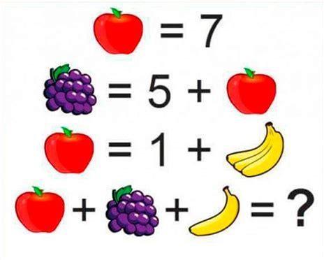 imagenes para pensar y resolver 15 acertijos que solo los inteligentes podr 225 n resolver
