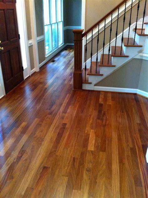 teak hardwood floors 1000 images about teak on hardwood