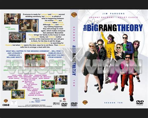 the bid theory the big theory season 10 dvd