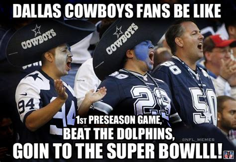 Dallas Memes - dallas cowboy meme funny football pics pinterest
