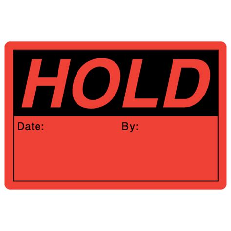 holden stickers hold 2 quot x 3 quot rectangle black on fluorescent stickers
