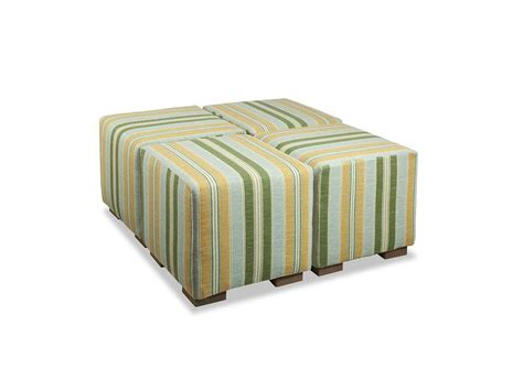small square ottoman south sea rattan small square cocktail ottoman 72093