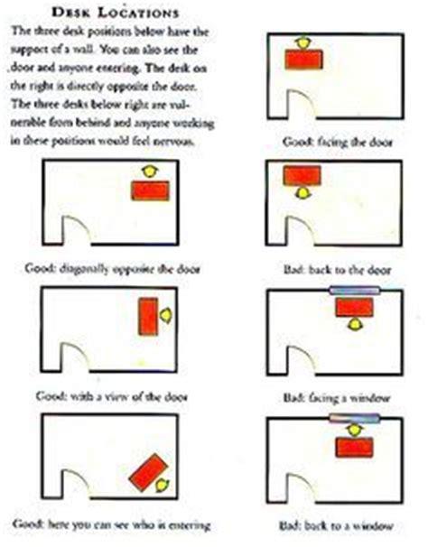 desk in bedroom feng shui for desk positioning do not sit in alignment with door