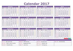 calendar template with pictures calendar 2017 50 important calendar templates of 2017