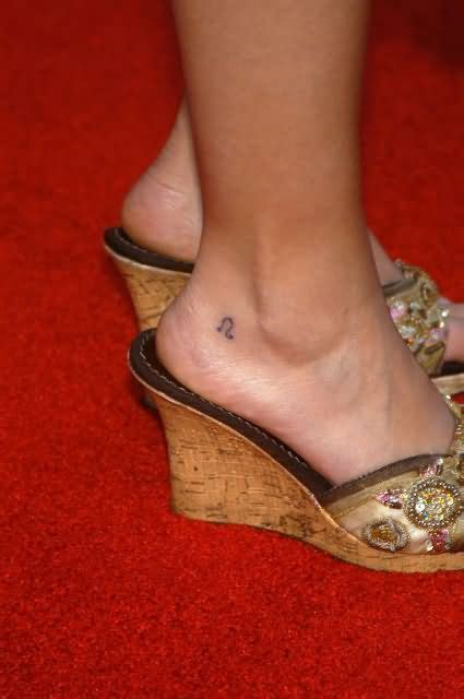 hayden panettiere tattoo heel tattoos page 4