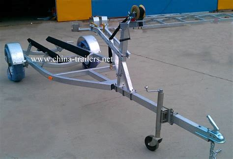 small boat and trailer boat trailer buy galvanized boat trailer small boat