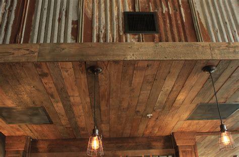 Kaos Slate Take re purposed northwest barn wood the kaos building project