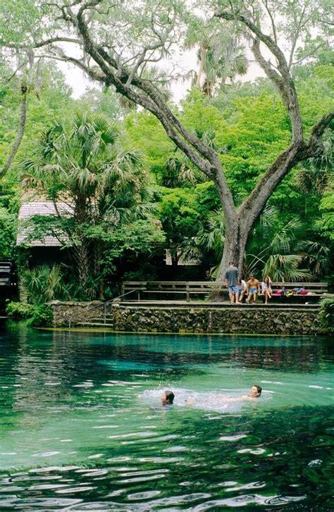 Juniper Springs Cabin by Juniper Springs Ocala Florida Travel Bug