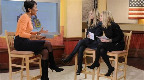 good morning america will feature artprize thanks to 02 02 2010 mary kate ashley appear on good morning