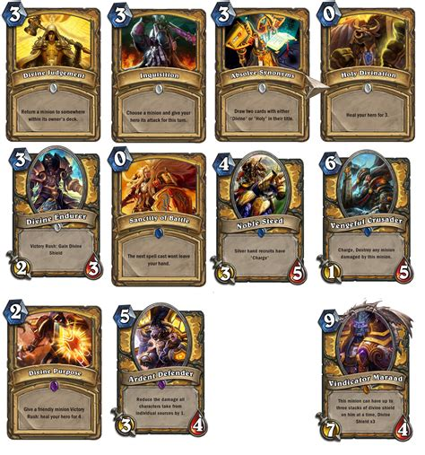 hearthstone fan made cards my massive fan made class card expansion hearthstone