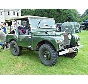 156 Land Rover Series I 1953