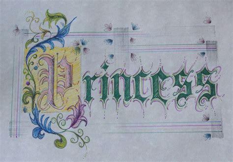 Decorative Writing by Decorative Writing