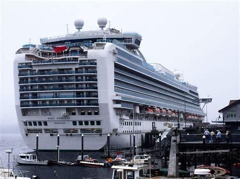 princess cruises to alaska why you should take a ruby princess cruise to alaska