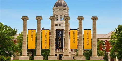 Missouri Mba College by About Mizzou Trulaske College Of Business