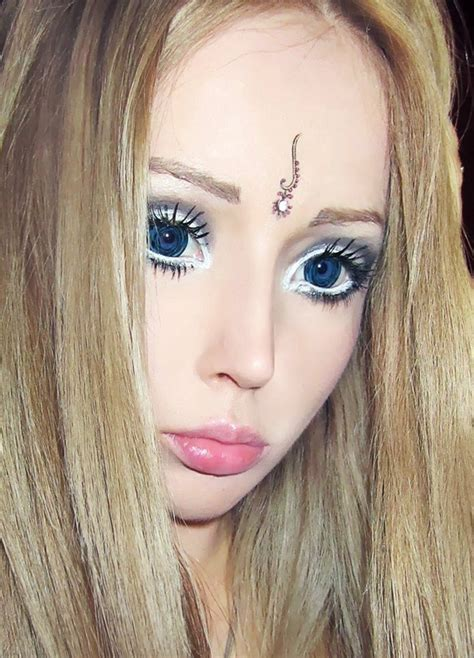 human barbie doll human barbie doll valeria lukyanova from the ukraine