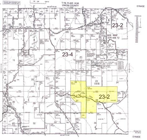map of union oregon fork ranch union county oregon