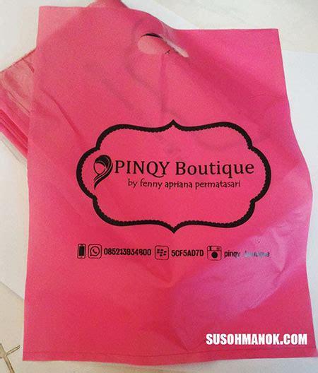 Plastik Semarang pusat kantong plastik sablon di semarang murah dan bagus