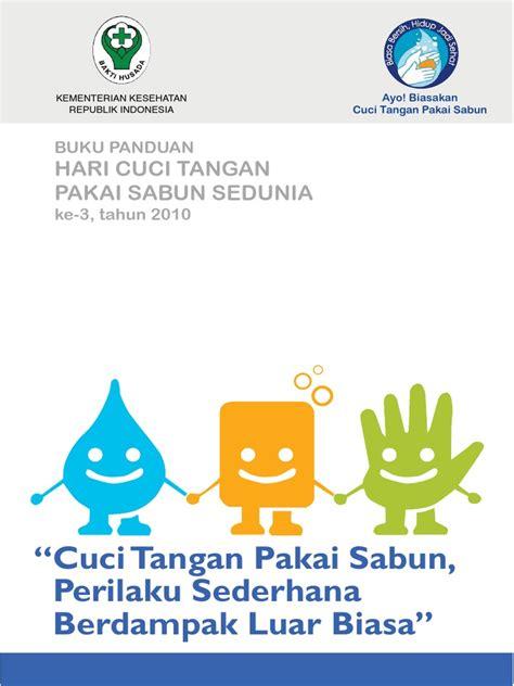 Sabun Cuci Tangan panduan hari cuci tangan pakai sabun pdf