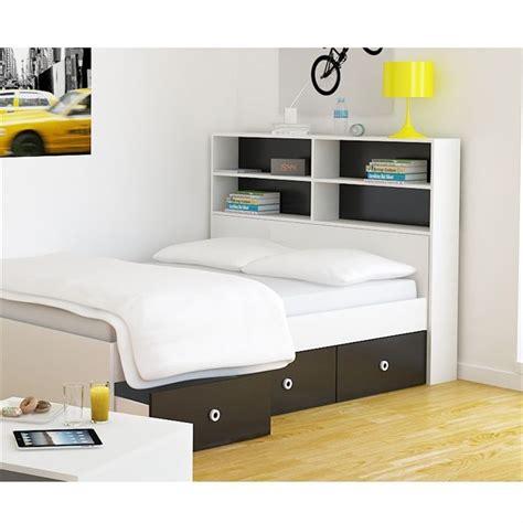 tete de lit rangement les bons plans de micromonde
